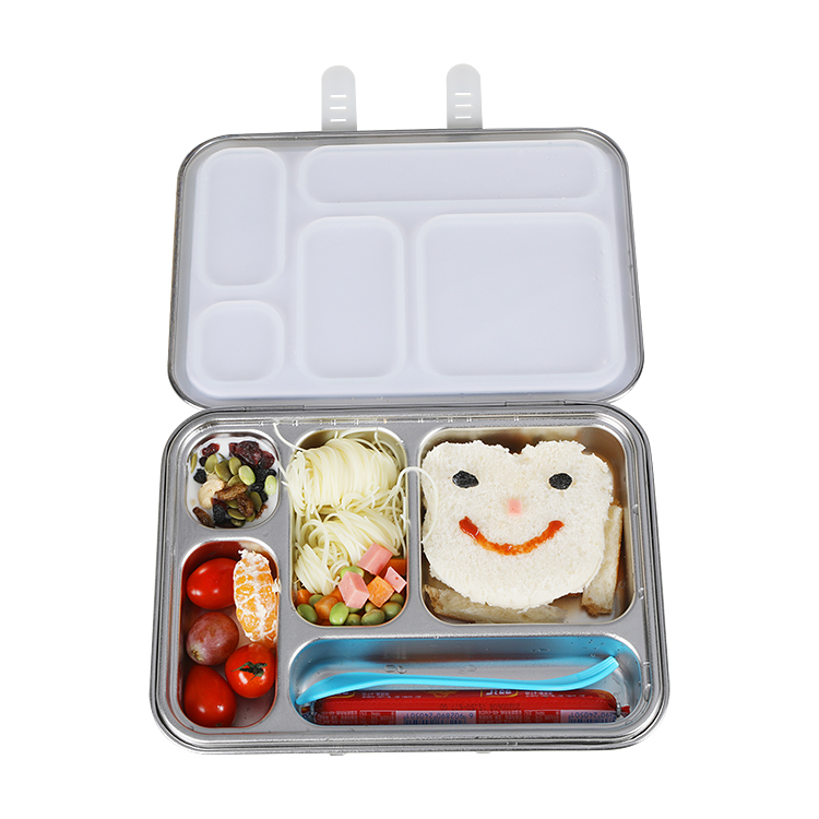 Adult Lunch Box Stainless Steel