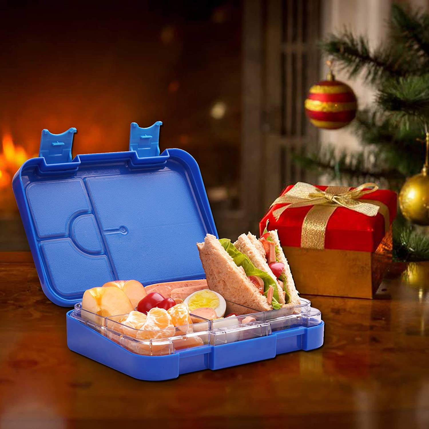 Compartment Lunch Box Adults