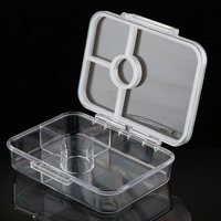 Lunch Bento Box Plastic Containers - AOHEA